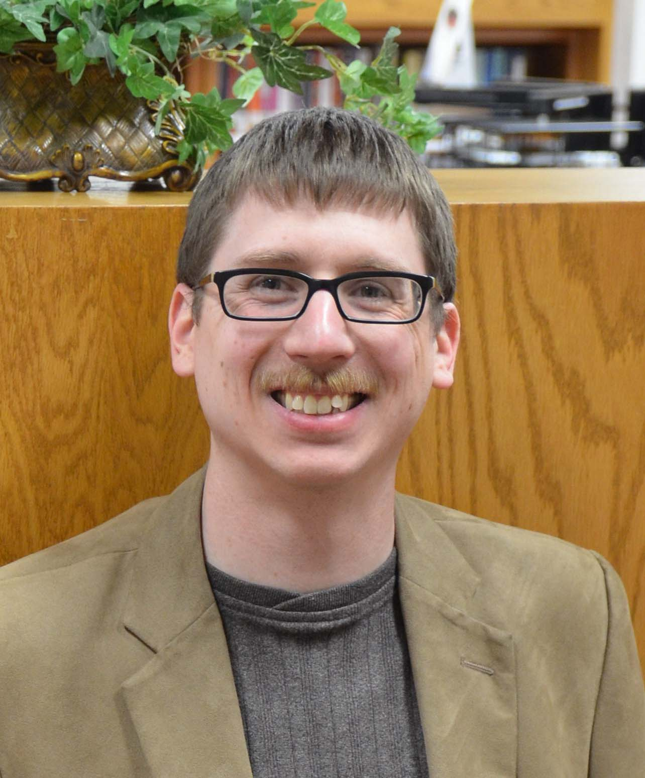 Photo of Eric Stroshane